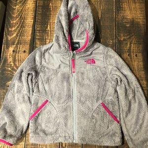 Girls Nothface Fleece Sweater